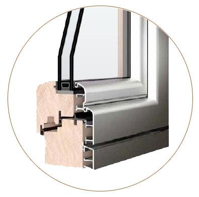 Finestre e porte finestre volume serramenti - Acm porte e finestre ...